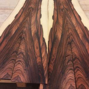 Stunning veneer