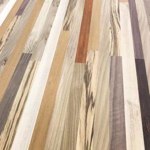 Veneer floor
